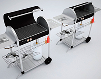 Gas Barbecue for Campingaz / Coleman