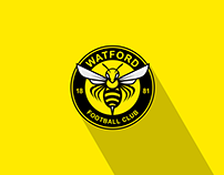 Watford FC Rebrand Concept