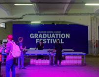 Graduation Festival | Willem de Kooning Academy