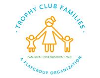 Trophy Club Families Logo Design