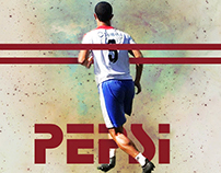 Ahmed Pepsi Poster - Nash2en El-Zamalek