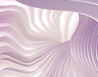 Virgin Atlantic Bar - Digital Art