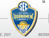 2017 SEC Men's and Women's Basketball Tournament