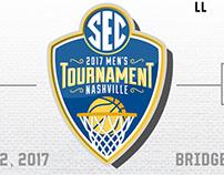 2017 SEC Men's and Women's Basketball Tournament