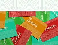 Zinduna Branding
