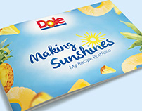 Dole Making Sunshines Recipe Portfolio