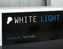 White Light Logo & Stationaries