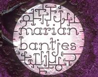 """Marian Bantjes"" - Event Poster"