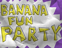 Полиграфия Banana Fun Party (2008)