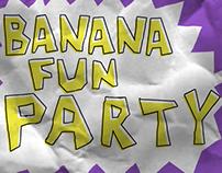 Полиграфия Banana Fun Party (2008)