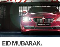 BMW EID MUBARAK.