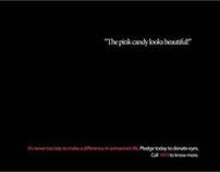 Poster Design for Drishti 2012 Contest