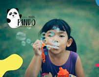 Pando branding