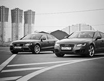 Audi A5 & A7 designtest