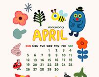 04 April / goolygooly