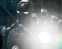Iron Man Cinema 4d