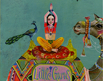 """Little Gurus,"" A Yoga Discovery Book // Olaf Hajek"