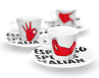 Espresso Speaks Italian - 2017 Trucillo Cup Collection