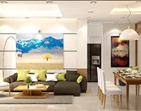 Apartment SUNRISE City 2