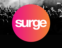 Surge Website Design