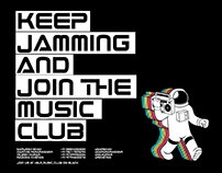PayPal Music Club project