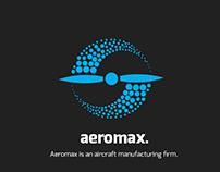 Aeromax | Aircraft Manufacturer | Logo