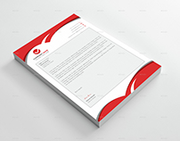 Corporate Branding Stationery Vol-08