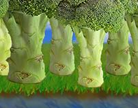 Veggie Duck Animation Project