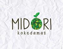 Midori - Diseño de Identidad y Social Kit