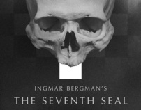 The Seventh Seal - Poster Redesign