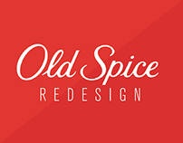 Old Spice Redesign