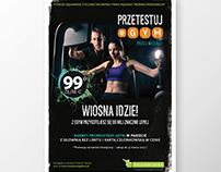 Stacja Nowa Gdynia - Sports Center Posters