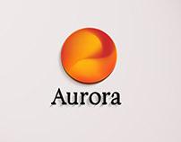 Création Logo Aurora