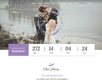Sj Wedding - Beautiful Wedding Joomla Responsive Theme