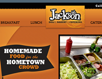 Jackson Deli Website