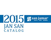 San Jamar's 2015 Jan San Catalog