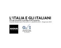 L'Italia e gli Italiani - Exhibition Merchandise