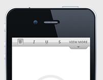 Adynata Editor (concept UI)