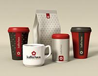 Branding Kaffee Haus