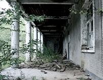 Krampnitzsee Nazi/Sovietic military complex