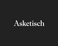 Visual Identity: Asketisch