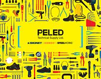 PELED Ltd. Branding