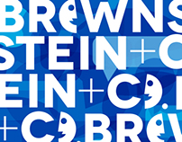 Brownstein + Co Branding