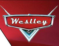 Convite Weslley
