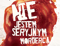 'I Am Not a Serial Killer' | 'Mr. Monster' book covers