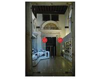 Scuola Grande di San Rocco Bookshop - visual identity