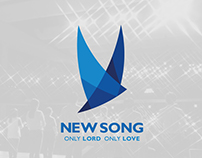 NEWSONG Re-branding project