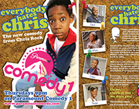 Everybody Hates Chris Flyer