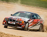 Experiencias de conducción de rally