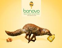 Lanzamiento Huevo Líquido Bonovo